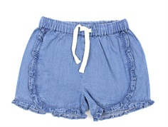 Noa Noa Miniature shorts denim light blue